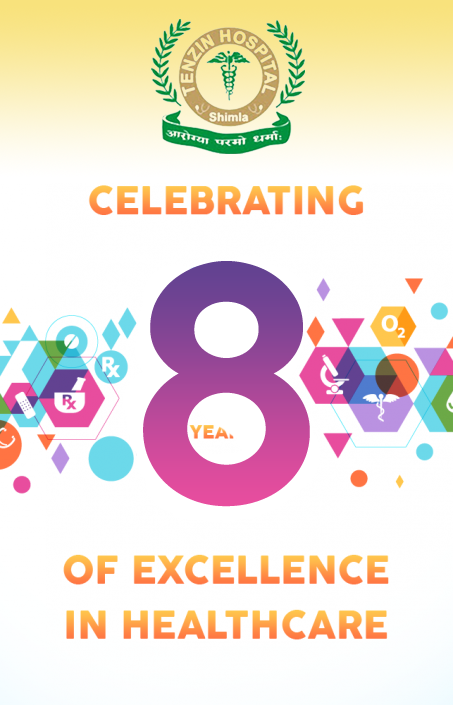 Celebrating 8 years of Excellence in Healthcare